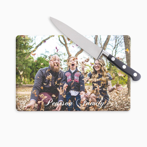 "12x8"" Cutting Board"