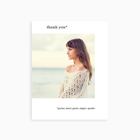 Thank You | Languages