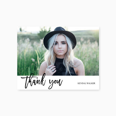 Thank You | Handlettering