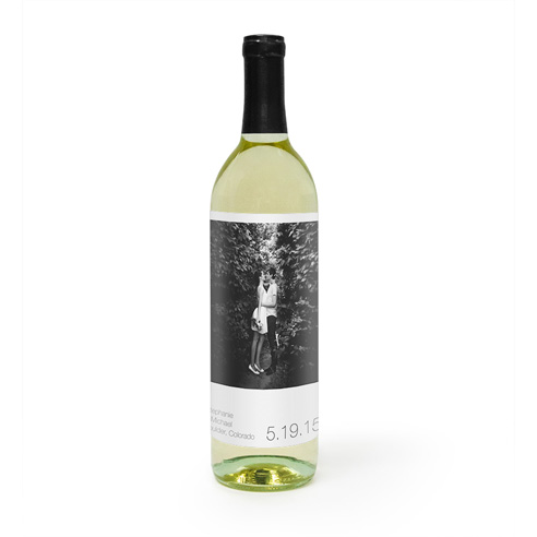 Wine Label | Date