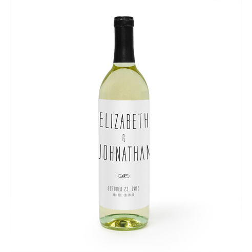 Wine Label | Names