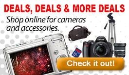 Shop for Cameras and Accessories Online